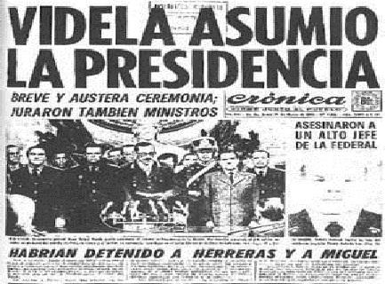 La prima pagina del quotidiano argentino Crónica