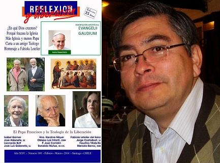 Antonio Velásquez Uribe, della rivista cilena Reflexión y Liberación