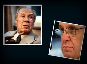 """BERGOGLIO E BORGES 50 ANNI DOPO. Una storia che risale al 1965. """"Il Cortile dei Gentili"""" sbarcherà a Buenos Aires. E parlerà dello scrittore argentino"""