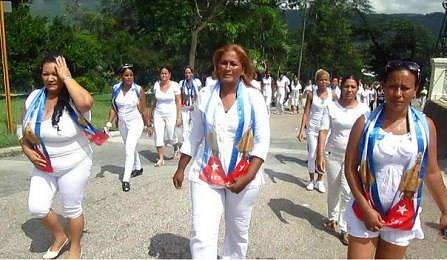 """LE DAME IN BIANCO SI FANNO IN DUE. Il movimento cubano nato nella """"primavera nera"""" del 2003 vive la sua prima scissione"""