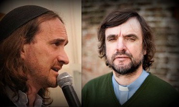 FRUTTI ARGENTINI DEL VIAGGIO IN TERRA SANTA. Un gruppo di ebrei finanzia mense nella baraccopoli del sacerdote Pepe di Paola