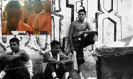 """ESIGONO """"IL PIZZO"""" MENTRE PARLA CON IL PAPA. Membri di una banda del quartiere estorsionano i salvadoregni accorsi per presenziare la videoconferenza con Francesco"""