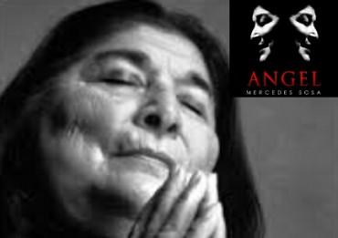 L'ANGELO DI MERCEDES SOSA. Quindici inediti della Negra di prossima edizione