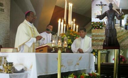 VIAGGIO DI SOLA ANDATA. La statua di Romero sta per lasciare El Salvador. Destinazione Roma. Entro la fine dell'anno incontro dell'ambasciatore presso la santa Sede col postulatore per la beatificazione