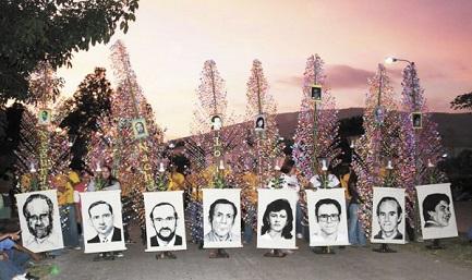16 NOVEMBRE 1989. LA STRAGE DEI GESUITI. L'università centroamericana di San Salvador ricorda il massacro di 25 anni fa