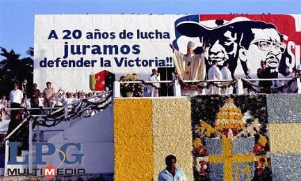 NICARAGUA. UN MUSEO PER GIOVANNI PAOLO II. Lo realizzerà il governo sandinista e sarà pronto per marzo 2015