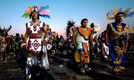 """MESSICO. ARRIVA L'APPARIZIONE IN MUSICAL. """"Nican Mopohua"""", un opera teatrale basata sul celebre poema indigeno che narra l'apparizione di Guadalupe"""