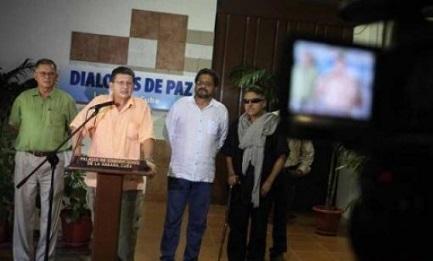 RICADUTE. Prima conseguenza del disgelo USA-Cuba: le Farc annunciano un cessate il fuoco unilaterale dal 20 dicembre