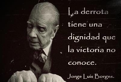 """""""La sconfitta ha una dignità che la vittoria non conosce"""""""