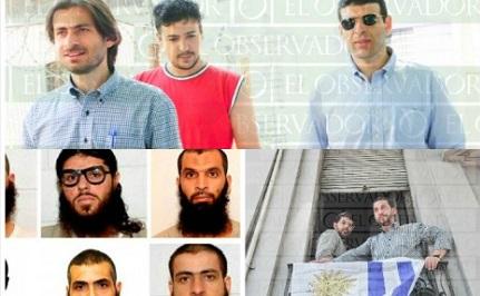 PRIMA E DOPO GUANTANAMO. La nuova vita dei sei prigionieri arrivati in Uruguay dalla base-penitenziario nell'Isola di Cuba