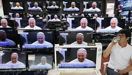 SEGNO DI CONTRADDIZIONE. Il Papa che svela i pensieri reconditi dei cuori degli uomini