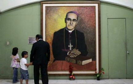 BEATO ROMERO. IL SALVADOR PREPARA LA FESTA. Verranno invitati tutti i presidenti dell'America Latina