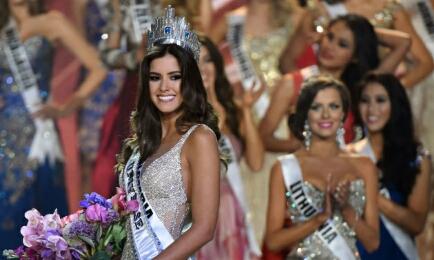 PAULINA PRO GLORIA DEI. Elogi alla colombiana Miss Universo 2015 dal sito ufficiale della Conferenza episcopale
