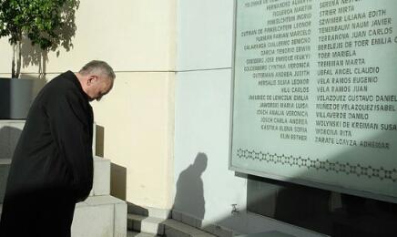 CASO NISMAN: ANCHE LA CHIESA CHIEDE GIUSTIZIA. La Commissione di Pace e Giustizia parteciperà alla marcia in onore del magistrato morto in circostanze misteriose
