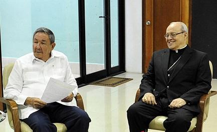 """""""OGGI POMERIGGIO SARAI PAPA…"""". Il cardinale cubano Ortega a tutto campo. Gli accordi con gli Stati Uniti, la Chiesa, e quel giorno che parlò di America Latina con Bergoglio prima della fumata bianca"""