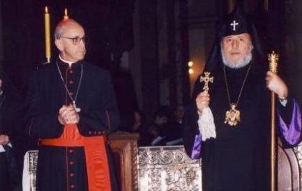 """IL """"GENOCIDIO"""" DEGLI ARMENI NELL'ASSEMBLEA DEI VESCOVI ARGENTINI. Con questo termine, che ripete quello usato dal Papa, i 90 presuli del paese sudamericano hanno convocato una celebrazione in rito armeno"""