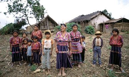 Famiglia indigena
