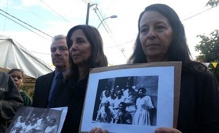 """INCONTRI A MARGINE. Il Papa dialoga con le figlie della paraguaiana Esther Ballestrino, scomparsa e uccisa in Argentina: """"la persona che m'insegnò a pensare"""""""