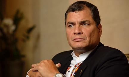 RIELEZIONE. LA STRADA E APERTA. Il presidente dell'Ecuador Rafael Correa non può candidarsi per un terzo mandato ma chi gli succederà si se il Congresso…