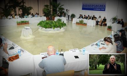 MOVIMENTI COLOMBIANI. Il capo dei vescovi della Colombia andrà a L'Avana per incontrare i delegati del governo e della guerriglia