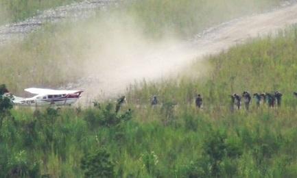 ORDINE DI ABBATTIMENTO. Il Perù vota la legge che autorizza l'atterramento di aerei sospettati di trasportare droga e il presidente Humala la approva