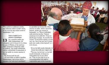 CONCLUSA LA TRADUZIONE DELLA BIBBIA IN UNA LINGUA MAYA. La parlano 350 mila indigeni negli altipiani dello stato del Chiapas, in Messico. Ha richiesto 25 anni di lavoro