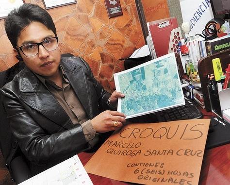 ECCO CHI UCCISE IL GESUITA ESPINAL. Come promesso un ex-colonnello dell'esercito boliviano ha rivelato i nomi di chi avrebbe assassinato il sacerdote spagnolo