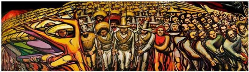 UNA MOSTRA LUNGA 42 ANNI. Si inaugura giovedì, in Cile, l'esposizione pittorica dei grandi muralisti messicani che venne sospesa per il golpe militare del 1973
