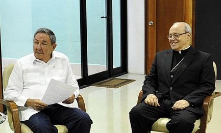 CUBA. CROCEVIA DI CAMBIAMENTI STORICI. Il disgelo con gli Stati Uniti, gli accordi di pace tra Governo della Colombia e Farc, l'incontro del Papa con Kirill. E all'orizzonte la successione del cardinale Ortega e Raul Castro