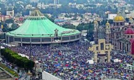SARÁ NAZIONALIZZATA LA BASILICA DI GUADALUPE. Nessuna opposizione da parte della Chiesa del Messico: solo un adeguamento alle leggi senza contraccolpi sulle celebrazioni