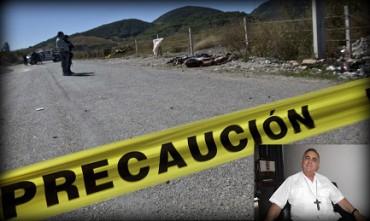 """DIALOGARE CON I NARCOS? Si può, e si deve. Ne è convinto un vescovo messicano che vive in un'area violenta: """"… ma senza scendere a patti"""""""