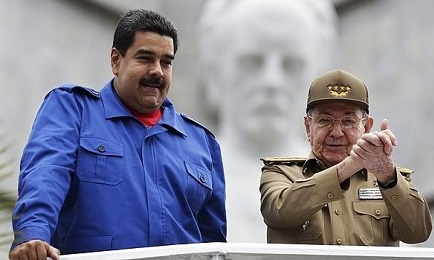 IL FUTURO DI MADURO. Discusse con Raúl Castro le possibili dimissioni? Lo sostiene la Cia, mentre un quotidiano di Caracas ipotizza i passi di una futura transizione
