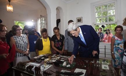 SI RIPARTE DA HEMINGWAY. La collaborazione culturale tra Cuba e Stati Uniti ha nello scrittore americano un punto di convergenza