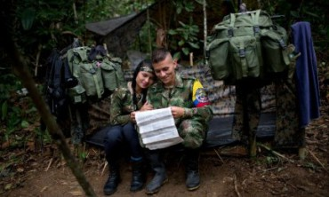 PER LORO LA GUERRA È FINITA. I bambini soldato della Colombia lasciano la guerriglia. Prima ancora della firma finale degli accordi a l'Avana