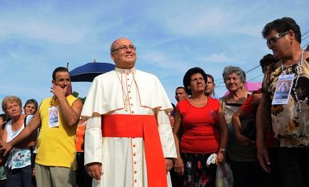"""ANFITRIONE DI TRE PAPI. Il congedo del cardinale di L'Avana Jaime Ortega e il messaggio del Papa a """"un amico molto caro"""""""