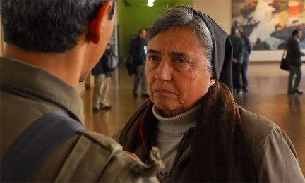 """L'INNOMINATA """"CHE HA SALVATO TANTE RAGAZZE"""". Non è azzardato ritenere che il papa si riferisse alla suora argentina Martha Pelloni protagonista di tante battaglie"""