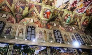 """LA SISTINA MESSICANA. Inaugurata a Città del Messico una """"copia"""" della celebre cappella vaticana. Si calcola che in tre anni la visiteranno 52 milioni di persone"""