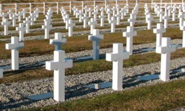 """INEDITA MISSIONE DELLA CROCE ROSSA NELLE ISOLE MALVINAS. Viaggerà """"armata"""" di 169 campioni di sangue per dare un nome e un volto a centinaia di caduti argentini"""