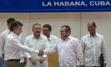 COLOMBIA. PACE FATTA. Si chiude a l'Avana il lungo negoziato tra governo e guerriglia. Papa Francesco potrebbe sugellare l'avvenimento viaggiando nel Paese nel 2017
