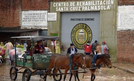 """BILANCIO AD UN ANNO DAL PRIMO VIAGGIO DEL PAPA IN AMERICA LATINA. Il carcere di """"Palmasola"""", in Bolivia, una speranza delusa"""