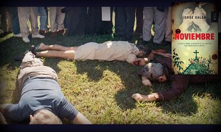 """LA STRAGE DEI GESUITI IN SALVADOR DIVENTERÁ UN FILM. Lo annuncia il regista spagnolo Uribe che si ispirerà al romanzo """"Novembre"""" dello scrittore Jorge Galán"""
