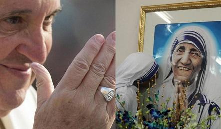 """SANTA TERESA DI CALCUTTA/2. Brian Kolodiejchuk: """"Bergoglio l'ascoltò nel Sínodo del 1994. Da quel momento crebbe in lui una grande stima per lei, come una donna capace di dare una testimonianza coraggiosa"""""""