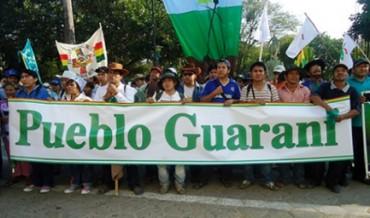 NASCE IL PRIMO GOVERNO AUTONOMO INDIGENO IN BOLIVIA. Lo formeranno nativi dell'etnia Guaranì che vivono alla frontiera con il Paraguay
