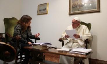 INTERVISTARE UN PAPA (E PADRE). Cosa ha significato, perché la scelta del taglio ecumenico, come sta Francesco alla soglia degli 80 anni (17 dicembre)