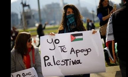 PALESTINESI D'AMERICA (LATINA). In Cile, dove vive la più grande comunità della diaspora al di fuori dei paesi arabi, si sono riunite 14 delegazioni. Per parlare del futuro