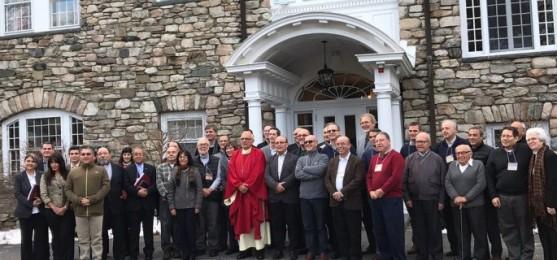 """Foto di gruppo: """"quelli del Boston College"""""""