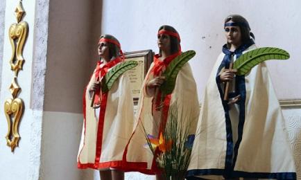 BIS DI PAPA FRANCESCO IN MESSICO? L'occasione ci sarebbe, e l'invito anche. La cerimonia di canonizzazione di tre giovani indigeni martiri per la fede nel XVI secolo