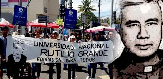 """EL SALVADOR. UNA UNIVERSITÁ PER COMBATTERE LA VIOLENZA. Si chiamerà """"Rutilio Grande"""", dal nome del gesuita assassinato nel marzo 1977"""