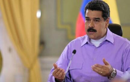 Il presidente venezuelano Nicolás Maduro (Yoset Montes-Prensa Miraflores)