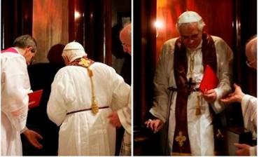"""CONFESSIONI DI UN CONFESSORE. Nel giorno del compleanno di Benedetto XVI – e un giorno prima di quello del sacerdote capuccino Luis Dri – ecco un estratto del capitolo """"I peccati dei preti"""" in uscita ad agosto anche in lingua spagnola"""